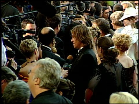 val kilmer at the 1999 academy awards at the shrine auditorium in los angeles, california on march 21, 1999. - shrine auditorium stock videos & royalty-free footage