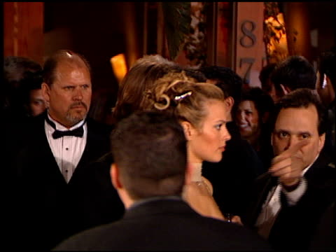 val kilmer at the 1999 academy awards vanity fair party at morton's in west hollywood california on march 21 1999 - 71st annual academy awards stock videos & royalty-free footage