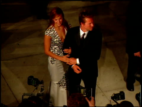 val kilmer at the 2000 academy awards vanity fair party at mortons in west hollywood, california on march 26, 2000. - val kilmer stock videos & royalty-free footage