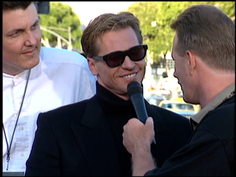 Val Kilmer at the 'Batman Foreve'r Premiere on June 9 1995