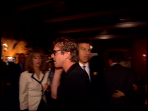 val kilmer at the 'boys on the side' premiere at dga theater in los angeles, california on february 1, 1995. - val kilmer stock videos & royalty-free footage