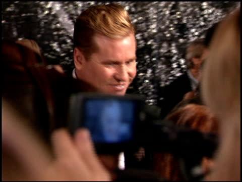 Val Kilmer at the Kiss Kiss Bang Bang Premiere at Grauman's Chinese Theatre in Hollywood California on October 18 2005