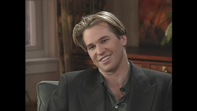 val kilmer on his father growing up on an indian reserve - val kilmer stock videos & royalty-free footage