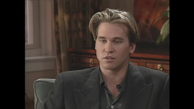 val kilmer on his first acting gig - val kilmer stock videos & royalty-free footage