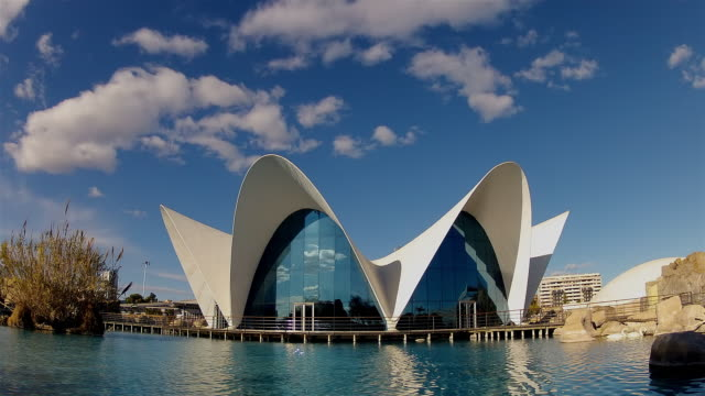 Valencia Oceanografic Time Lapse