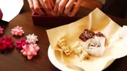 Valentine,Handmade chocolate