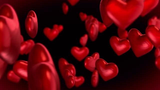 Valentines 3D Herzen