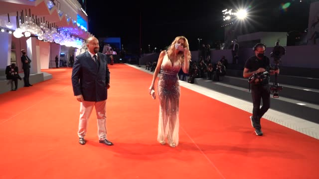 ITA: '30 Coins (30 Monedas)', Red Carpet Arrival, 77th Venice Film Festival