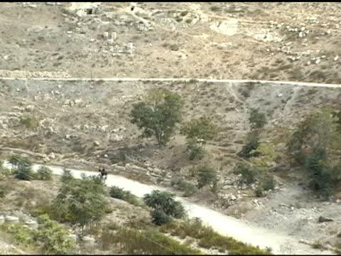 valley in jerusalem - valley stock videos & royalty-free footage