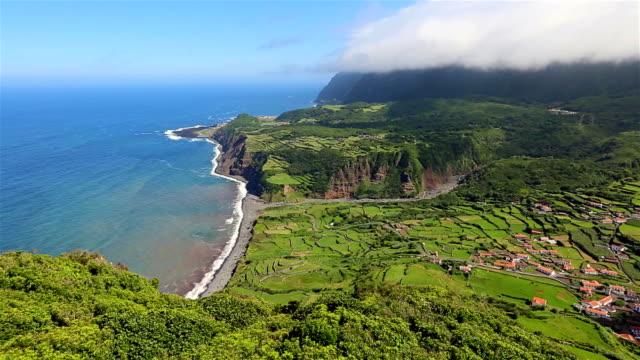 Tal der Fajãzinha-Flores Island (Azores)