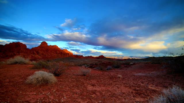 valley of fire state park, nv - nevada stock-videos und b-roll-filmmaterial