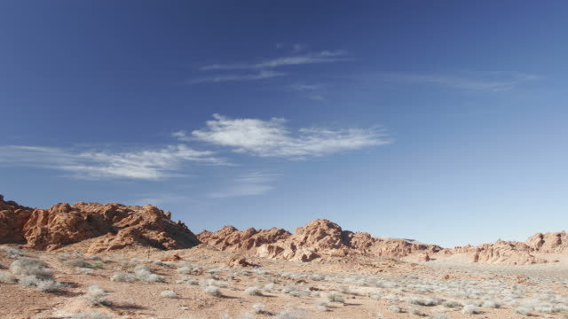 Valley of Fire Time Lapse