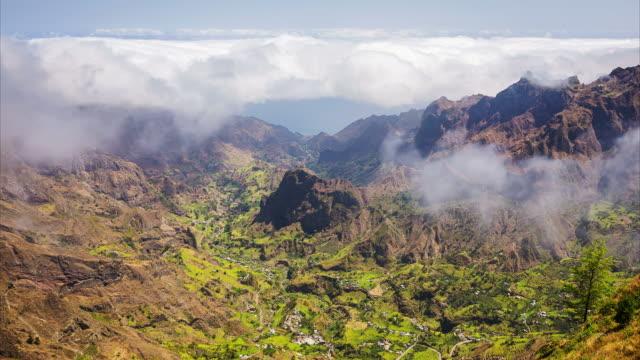 Vallée de Ribeira-Paul, Saint Antão, Cap Vert