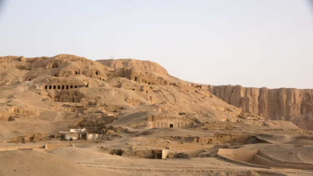 valley of the kings, luxor, egypt - valley of the kings stock videos & royalty-free footage