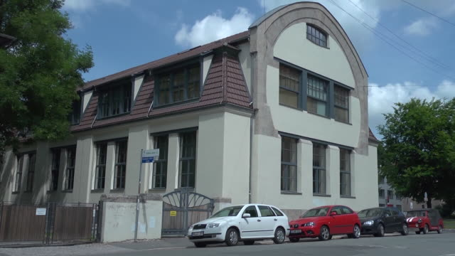 Van de Velde Building of the Bauhaus University Weimar