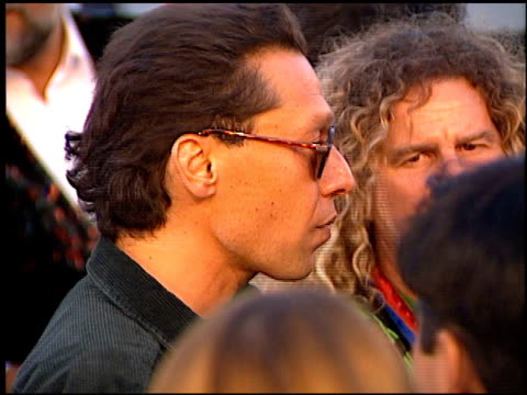 van halen at the 'twister' premiere on may 8 1996 - twister 1996 film stock videos and b-roll footage