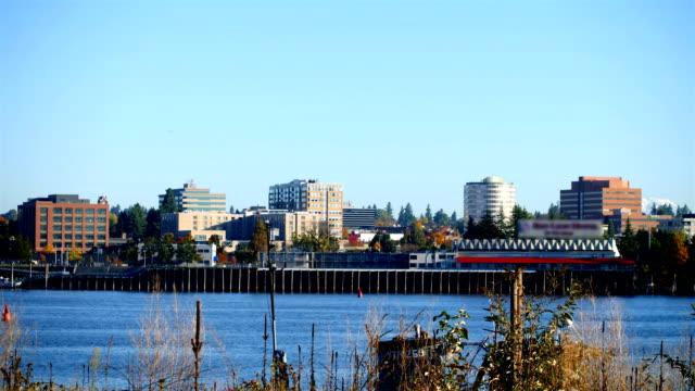 vancouver, washington - washington state stock videos & royalty-free footage