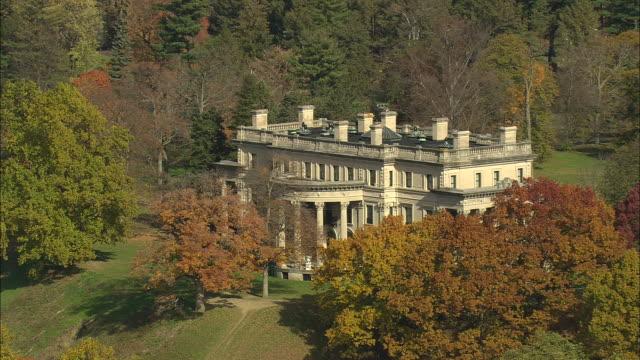 vanderbilt mansion - new age stock videos & royalty-free footage
