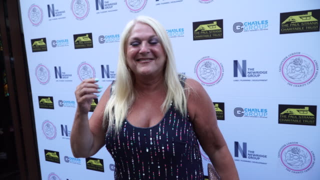 vanessa feltz at karma sanctum soho on july 11, 2018 in london, england. - vanessa feltz stock videos & royalty-free footage