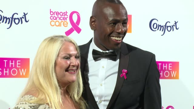 vanessa feltz, ben ofoedu at park plaza hotel on september 28, 2017 in london, england. - vanessa feltz stock videos & royalty-free footage