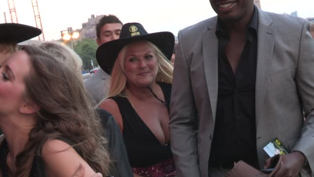 stockvideo's en b-roll-footage met vanessa feltz vanessa feltz at old billingsgate on august 21, 2012 in london, england - vanessa feltz