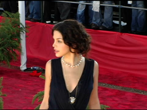 vanessa ferlito at the 2005 people's choice awards arrivals at the pasadena civic auditorium in pasadena california on january 10 2005 - pasadena civic auditorium stock videos & royalty-free footage