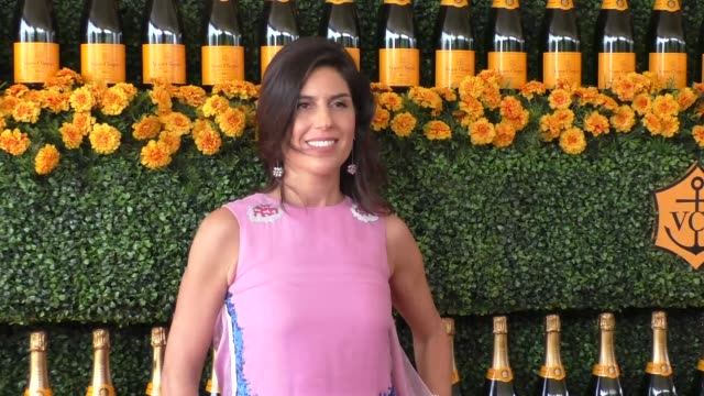 Vanessa Kay at the sixth annual Veuve Clicquot Polo Classic at Will Rogers Historic State Park in Pacific Palisades at Celebrity Sightings in Los...