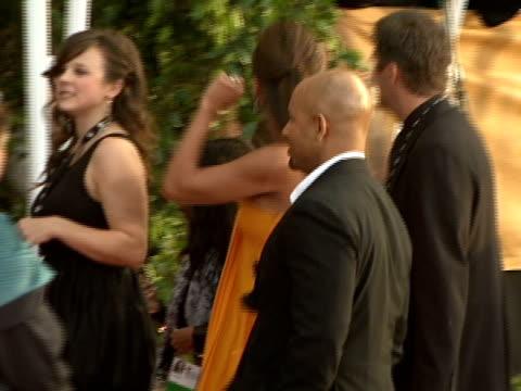 Vanessa L Williams at the 14th Annual Screen Actors Guild Awards at Los Angeles CA