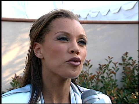 Vanessa L Williams at the 1996 MTV Movie Awards at Disney Studios in Burbank California on June 8 1996
