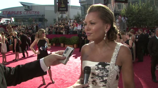 Vanessa L Williams at the 60th Primetime Emmy Awards at Los Angeles CA