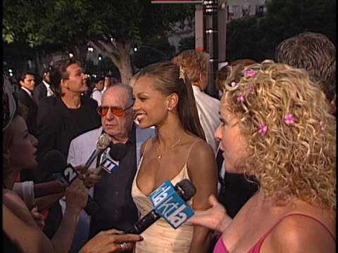 Vanessa L Williams at the Dance With Me Premiere at Hollywood Galaxy Theater