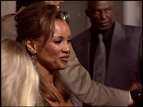 Vanessa L Williams at the Johnson Family Vacation at the Cinerama Dome at ArcLight Cinemas in Hollywood California on March 31 2004