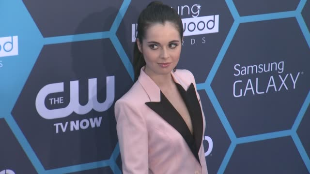 vanessa marano at 16th annual young hollywood awards at the wiltern on july 27 2014 in los angeles california - vanessa marano stock videos and b-roll footage