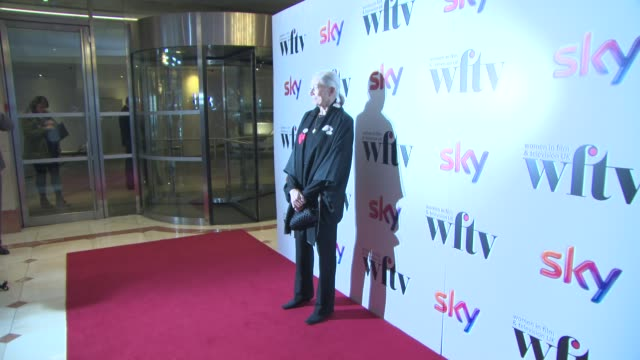 Vanessa Redgrave at Sky Women in Film and TV Awards on December 05 2014 in London England