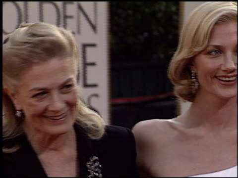 Vanessa Redgrave at the 2003 Golden Globe Awards at the Beverly Hilton in Beverly Hills California on January 19 2003