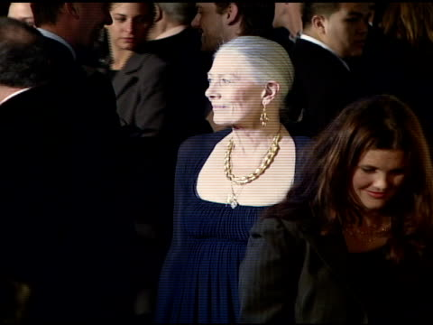 Vanessa Redgrave at the 'Atonement' Film Premiere at NULL in Los Angeles California on December 6 2007