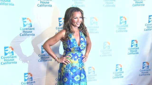 Vanessa Williams at Covenant House California 2012 Gala And Awards Dinner at Skirball Cultural Center on June 07 2012 in Los Angeles California