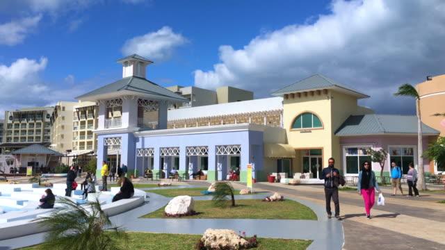 Varadero, Cuba: Tourist Village Plaza 'Las Morlas', point of view