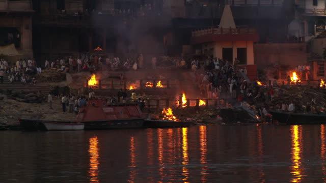 Varanasi funeral Pyre