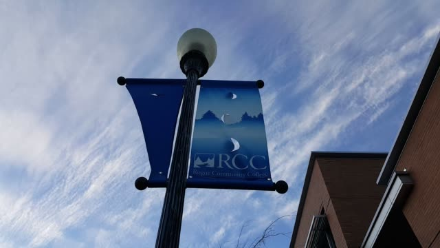 various broll shots of rogue community college in medford oregon officials at rogue community college say the oregon promise funds will not cover all... - community college stock videos & royalty-free footage