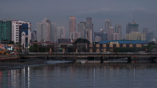 various scenes from city in manila national capital region philippines on thursday june 13 2019 - capital region stock videos & royalty-free footage