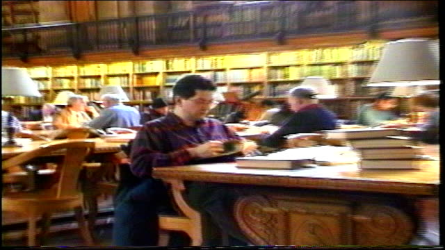 UNS: 23rd May 1895 - The New York Public Library Is Established
