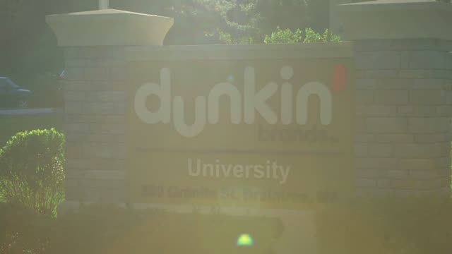dunkin brands university Braintree Massachusetts Videos and B-Roll Footage | Getty Images