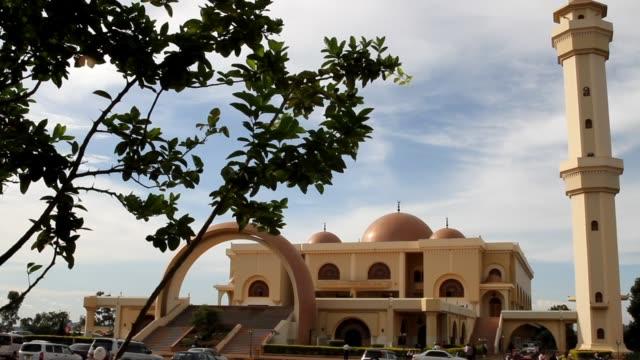 Various shots of Idi Amin Mosque in Kampala