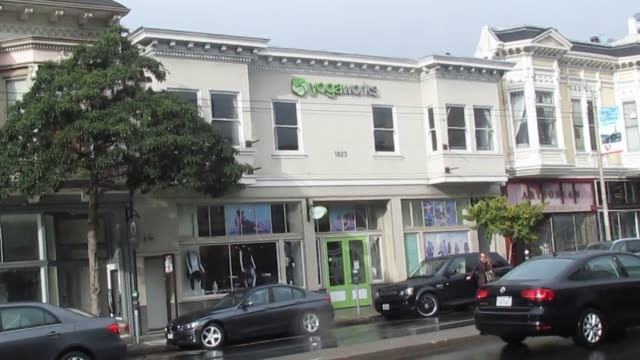 Various shots of Yogaworks and passing cars at 1823 Divisadero St San Francisco as seen from in front of the building At the University of Ottawa a...