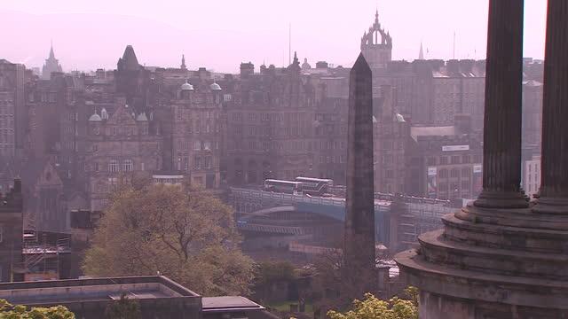 various views of edinburgh - ancient stock videos & royalty-free footage