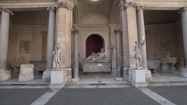 VAT: Vatican Museums to reopen on 1 June after Covid-19 lockdown