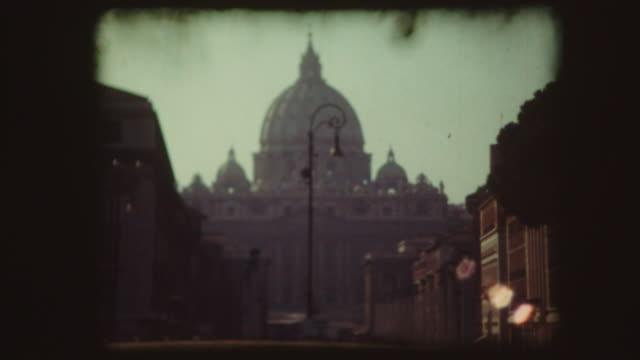 Vatikanen, Vintage Super 8
