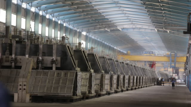 Vedanta Ltd's aluminium smelter plant in Jharsuguda district in Odisha on Thursday June 20 2019