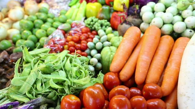 Vegetables Market ,chiang mai,Thailand
